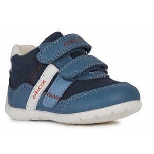 Sneakers Geox B Elthan Boy Avio Navy