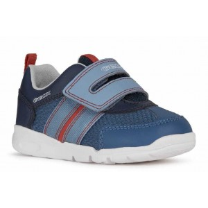 Sneakers Geox B Runner Boy Navy Avio