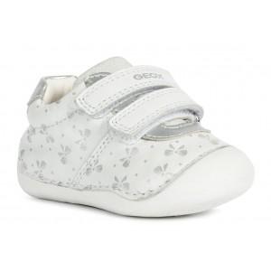 Pantofi Geox B Tutim White