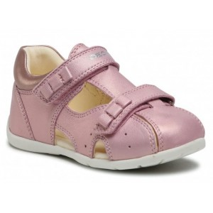 Sandale Geox B Kaytan Light Pink