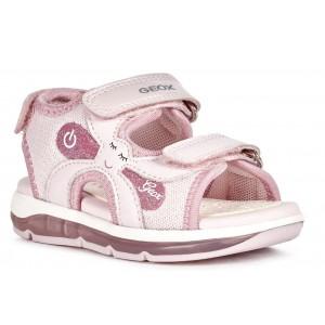 Sandale Geox B Sandal Girl Todo Pink