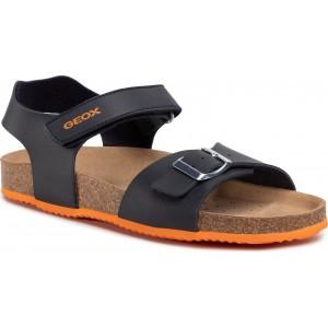 Sandale Geox J Ghita Boy Navy