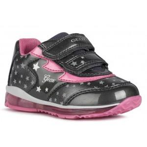 Sneakers Geox B Todo GA Dark Grey