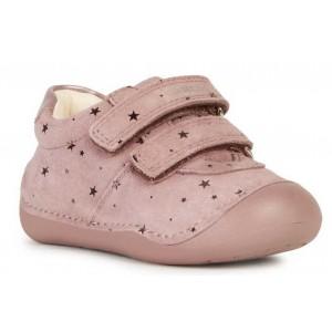 Pantofi Geox B Tutim GB Dark Pink