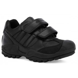 Sneakers Geox J New Savage Boy Black