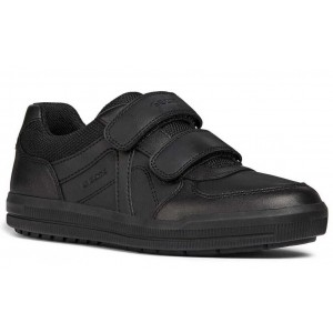Sneakers Geox J Arzach Boy Black