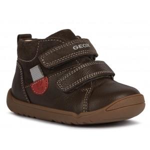 Ghete Geox B Macchia Boy B164NA 04622 C6009 Coffee