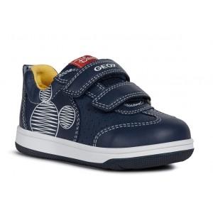Sneakers Geox B New Flick Boy B021LB 00085 C4002 Navy