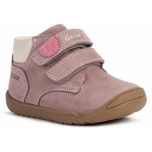Ghete Geox B Macchia Girl B164PC 03222 C8006 Dk Pink