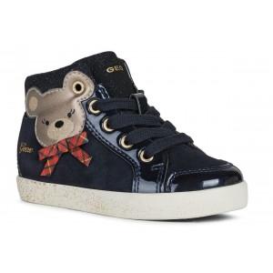 Sneakers Geox B Kilwi Girl B16D5C 022HI C4021 Dk Navy