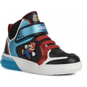 Sneakers Geox J Grayjay Boy J169YD 0FU50 C9221 Black Sky