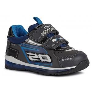 Sneakers Geox B Todo B. B B1684B 0BUCE C9211 Anthracite Black