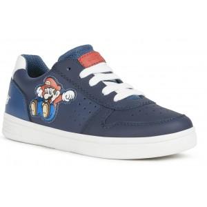 Sneakers Geox J Djrock B. A J165VA 043BC C4002 Navy