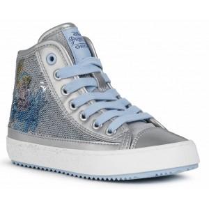 Sneakers Geox J Kalispera G. D J164GD 0K9NF C1007 Silver