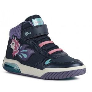 Sneakers Geox J Inek G. C. J16ASC 0CENF C4002 Navy