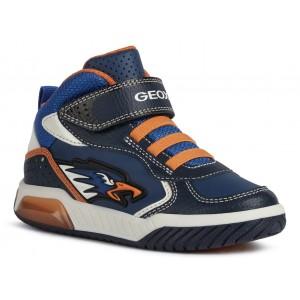 Sneakers Geox J Inek B. B J169CB 0BC11 C0659 Navy Orange