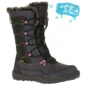 Cizme de zăpadă Kamik AthenaGTX Black