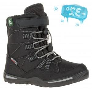 Cizme de zăpadă Kamik Jace Black