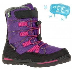 Cizme de zăpadă Kamik Jace Purple