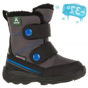 Cizme de zăpadă Kamik Pep Black