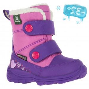 Cizme de zăpadă Kamik Pep Purple
