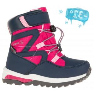 Cizme de zăpadă Kamik Rocky Bright Rose